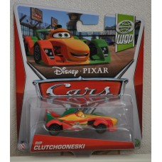 Disney Pixar Cars Rip Clutchgoneski WGP SERIES 1:55 Scale 2013 NEW Diecast Car