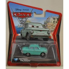 Disney Pixar Cars Petrov Trunkov 1:55 Scale Diecast Metal BNIC Model Toy Car