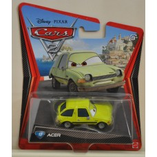 NEW Disney Pixar Cars Acer 1:55 Scale Diecast Metal Model Toy Car