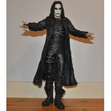"Neca The Crow Eric Draven 18"" Action Figure with Motion Activated Sound Toy"