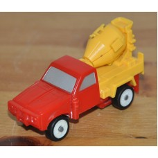 Change Robo Cement Mixer Made In Japan Vintage Toy Approx 8cm Long