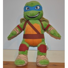 Build a Bear Teenage Mutant Ninja Turtles Leonardo TMNT Action Figure Kids Toy