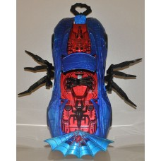 Spider Man Spider Car 1997 Marvel